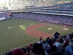 California Angels Stadium