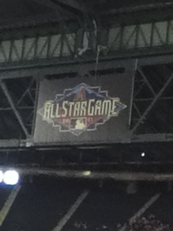 The 2011 All-Star game is in AZ