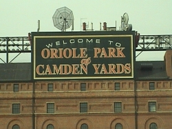 Baltimore - Camden Yard
